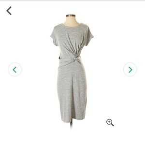 Gap Grey Midi Dress - XS